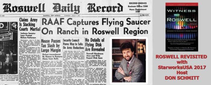 Donald Schmitt-Roswell