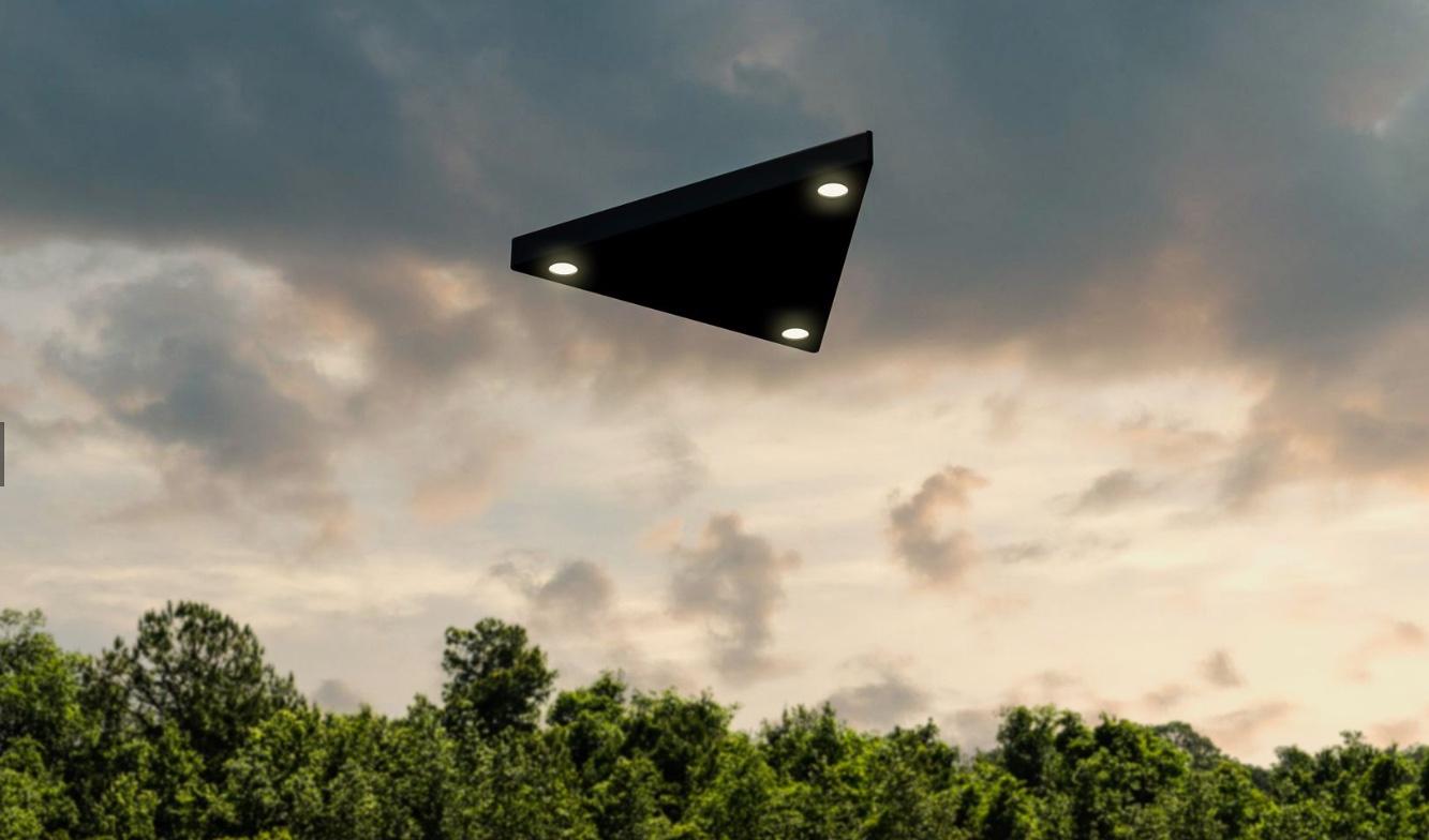Ovni triangulaire