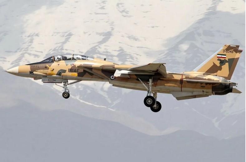 forces-aériennes-iraniennes